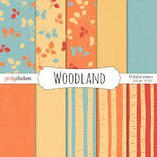 Image result for scrapbook freebie woodland