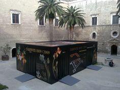 "Scientific coordinator of the ""Darwin 1809-2009"" exhibition (Roma, Milano, Bari)  http://www.darwin2009.it/"