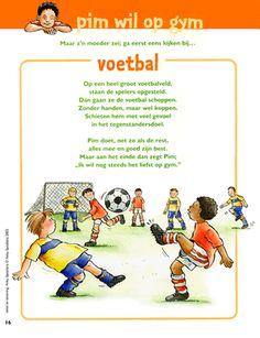 voetbal verhaaltje
