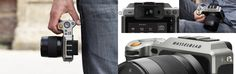 Hasselblad X1D - Body £7,188.00, lenses from £1,788.00