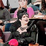 The Evil Queen on ABC's Upfront Opening Video