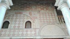 Vicenza, Italia, particolare Basilica Palladiana