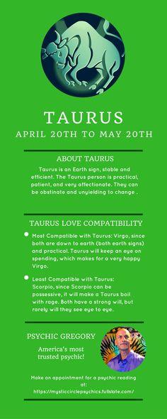 https://mysticcirclepsychics.fullslate.com/ #psychic #astrology #horoscope #taurus