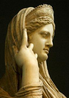 Livia Drusilla, Vatikaanin Museot. Valokuva: Mariano Garcïa Díez (Flickr).