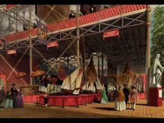 The Crystal Palace - The Great Exhibition 1851 London - YouTube