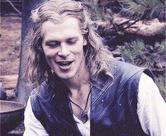 Locked Away :Klaus Mikaelson: - Chapter 3 Klaus From Vampire Diaries, Buffy The Vampire Slayer, Vampire Diaries The Originals, Vikings Ragnar, Vikings Tv Show, Joseph Morgan, Phoebe Charmed, Vampire Diaries Costume, Conor Leslie