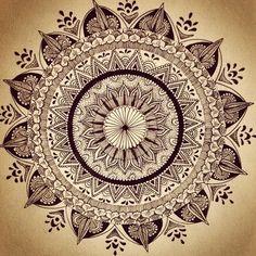 Mandala Designs, thesecretproject12: no self control on We Heart...