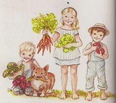 ༺༺༺♥Elles♥Heart♥Loves♥༺༺༺ ........♥Childrens Illustrations♥........ #ChildrensIllustrations #Illustrations #Vintage #Art #Poster #Literature #Childrens ♥Tasha Tudor