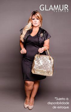 Os looks da Glamur Fashion deixam você sempre linda para qualquer ocasião.