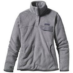 Patagonia Re-Tool Snap-T pullover (feather grey, magenta, pearl, or black)