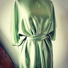 New silk dress by Scarlett Stewart Fashion