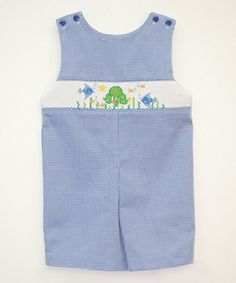 Another great find on #zulily! Blue Sea John Johns - Infant & Toddler #zulilyfinds
