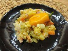 Jak připravit rychlý bramborový salát s Moravankou | recept Grains, Eggs, Breakfast, Food, Morning Coffee, Meal, Egg, Essen, Hoods