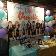 Y want to celebrate their love of BTS right, they throw a BTS-themed party! Bts Happy Birthday, Army Birthday Parties, Army's Birthday, Birthday Party Decorations, Birthday Ideas, Bts Halloween, Army Party, Bts Birthdays, Party Planning