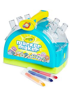 Holiday Gift of the Day: Crayola Marker Maker #GiftIdeas
