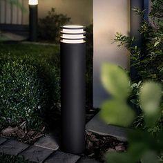 Beleuchtung, Außenbeleuchtung, Wegeleuchten Lucca, Philips Hue App, Smart Home, Outdoor Lighting, Beams, Led Lamp, Candles, Products, Ceiling Lights