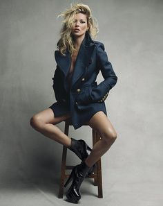 Kate Moss.  What every human should look like.  <3