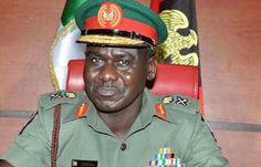 Hot News Naija: STILL ON LT. GEN. TUKUR BURATAI... BY ADAGBON