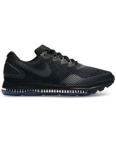 d5c2cfd673 Nike Women's Zoom All Out Low 2 Running Sneakers from Finish Line - Black  8.5 Running