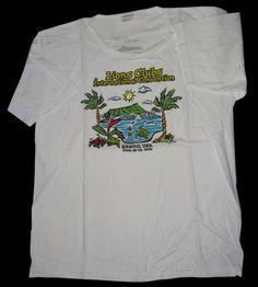 Lions Clubs Hawaii Convention 2000 T-shirt L New  #Anvil #RoundneckTshirt