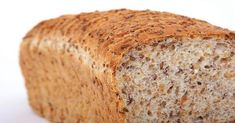 Many people consider that bread is the ideal addition to almost any food. But bread should be avoided, cardiologists reveal that the only type of bread we should eat must be gluten free. Therefore here we have the absolute hit, flourless bread recipe. Best Homemade Bread Recipe, Tasty Bread Recipe, Bread Recipes, Healthy Breakfast Recipes, Healthy Baking, Flourless Bread, Leftovers Recipes, Whole Grain Bread, Popular Recipes
