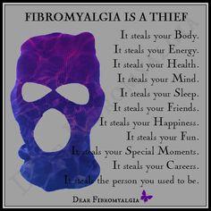 Fibromyalgia..