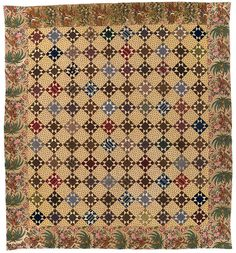 International Quilt Study Center & Museum : Exhibitions : Now Showing : Favorites from the Byron and Sara Rhodes Dillow Collection : Exhibition