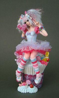 Романтичные куклы от Nicole West. Обсуждение на LiveInternet - Российский Сервис Онлайн-Дневников
