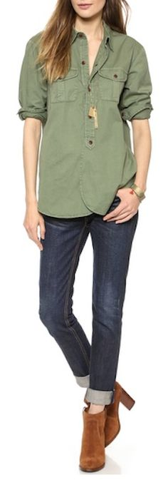 military inspired cargo shirt  http://rstyle.me/n/n5rt5pdpe