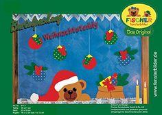Weihnachtsbasteln Fensterbilder.Die 27 Besten Bilder Von Projekt Fensterbilder Winter Weihnachten In