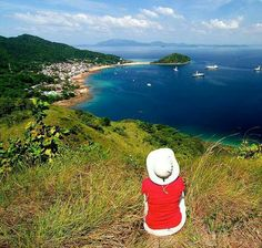 Isla Taboga  o mejor conocida como Isla de las Flores,Panamá