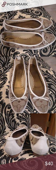 I just added this listing on Poshmark: Coach flats. #shopmycloset #poshmark #fashion #shopping #style #forsale #Coach #Shoes