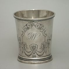 Gorgeous julep cup | The Silver Vault of Charleston
