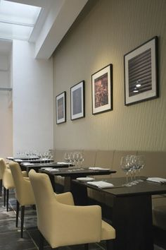 Places I've eaten - Purnell's Restaurant in Birmingham by Michelin Starred Chef Glynn Purnell