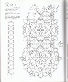 Tatting lace – 81 фотография