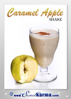 1/2 cup skim milk, soy, almond or rice milk      1/2 cup apple juice      2 heaping scoops of Vi-Shape Shake Mix <;li>1/2 cup of crushed ice      1/2 teaspoon fat free sugar free butterscotch/caramel pudding mix      1/4 teaspoon cinnamon      Flavor/Energy Mix-in: None      Neuro Energy Packet: None     Blend until Smooth!