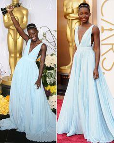 Congratulations! Beautifully talented. Lupita Nyong'o oscars 2014