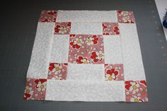Anyone care to do a quilt-a-long?  I'll give you instructions on how to make a quilt block each week. At the end of 12 weeks you will have e...
