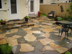 like this patio design