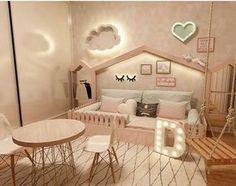 + 23 Kids Rooms Ideas For Girls Toddler Daughters Princess Bedrooms 38 + 23 Kids Room. Baby Bedroom, Nursery Room, Girls Bedroom, Nursery Ideas, Ocean Bedroom, Project Nursery, Princess Bedrooms, Toddler Rooms, Kids Rooms