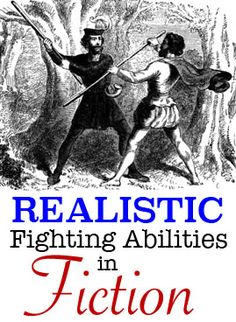 Realistic fighting abilities