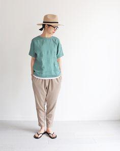 Japan Men Fashion, Mens Fashion, Panama Hat, Indie, Menswear, Normcore, Colours, Outfits, Women