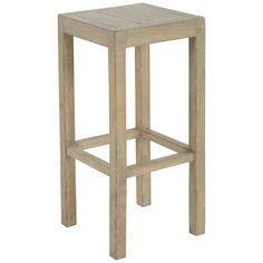 tabouret de bar en bois de palette esprit r cup 39 bar. Black Bedroom Furniture Sets. Home Design Ideas