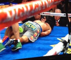 Go night night, Manny.
