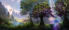 The Well of Stars by FerdinandLadera.deviantart.com on @DeviantArt