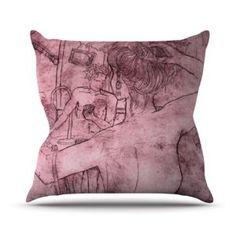 104 X 88 KESS InHouse Theresa Giolzetti Oliver Yellow King Cal King Comforter