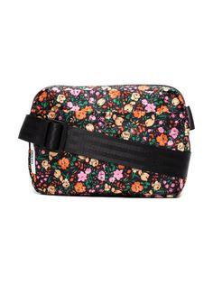 Comprar Ganni bolso de hombro Fairmont con estampado floral.