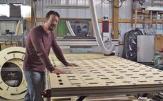 Caleb Kraft built a 5'x10' CNC router kit and learned a few things. He has some tips for those who wish to build their own kit.