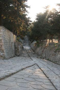 Knossos, Crete, Greece, 2010