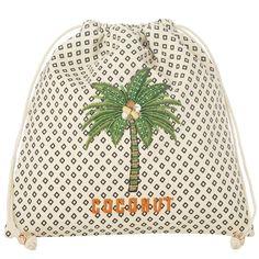 Pochette en coton originale, parfait pour un cadeau d'anniversaire entre amies. Vous allez adorer la nouvelle collection exotique de pochettes et sacs Star Mela